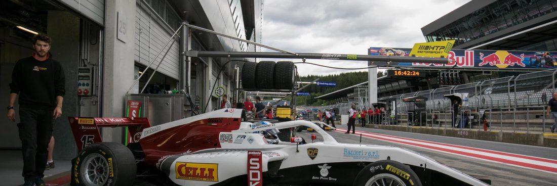 Debutto per Nannini nella F3 Regional